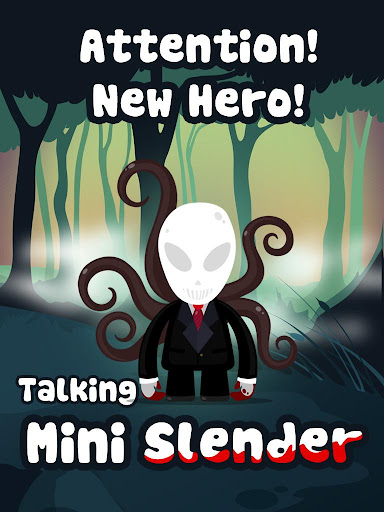 Talking Slender Man 1.01 screenshots 1