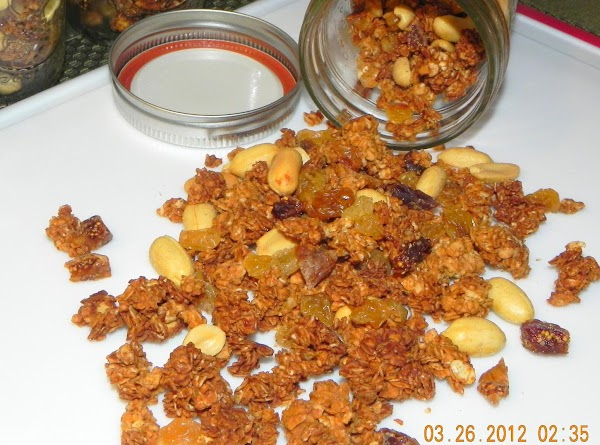 To Vary: Use black walnut or other flavors of extracts. Try different nuts and/or...