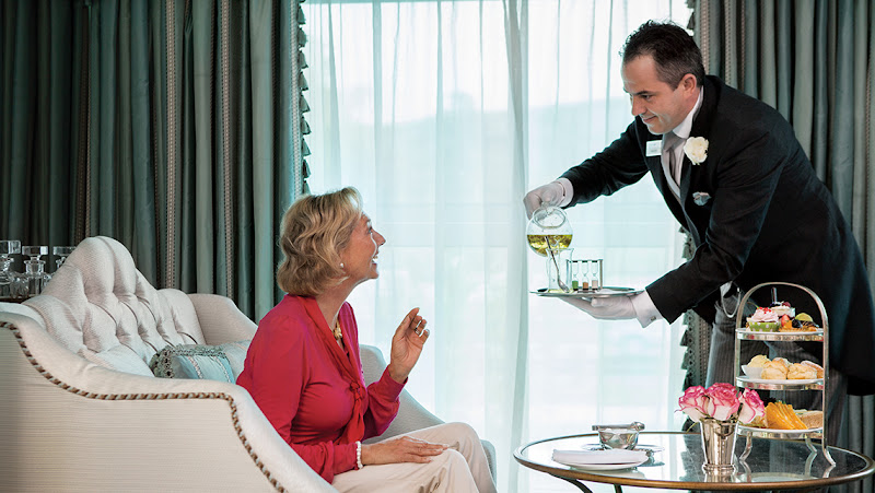 Uniworld's expanded butler service will be available to all guests staying in suites on company-owned vessels in Europe in 2016.