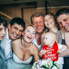 Wedding photographer Yuliya Sergeeva (JuliaSerg). Photo of 09.07.2015