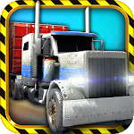 Top Truck Driving Simulator 3D Icon