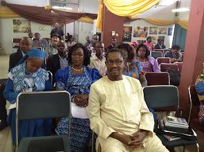 Photo: Participants