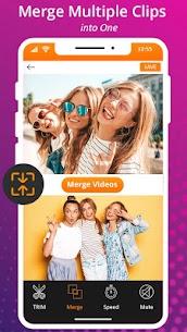 Speed Video Cutter & Video Merger: Editing App 4