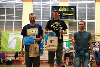Photo: Grześ Liszka, Paweł Brudło i Radek Walentowski - trzy pierwsze miejsca na TR 130.