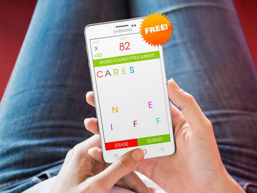 Color Spelling Game - Free
