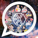 EXO WAStickerApps KPOP Idol for Whatsapp icon