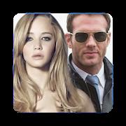 Selfie with Jennifer Lawrence icon