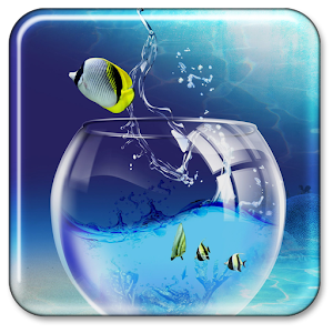 aquarium 3d live wallpaper pro v1.1.7