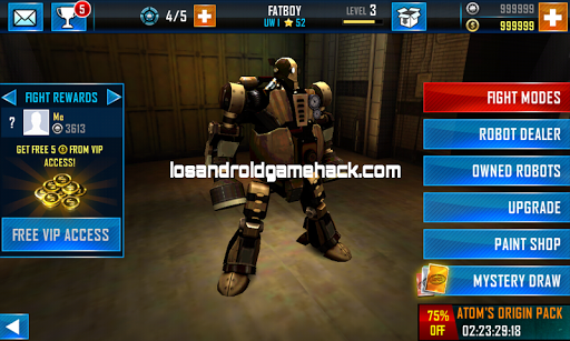 Guide new real steel