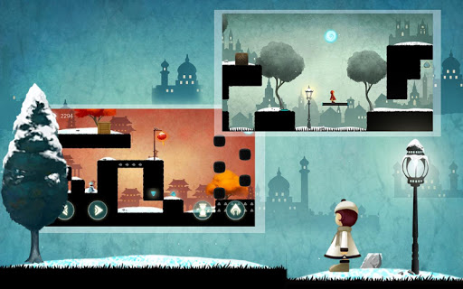 Lost Journey (Dreamsky) game for Android screenshot
