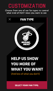 Miami HEAT Mobile- screenshot thumbnail