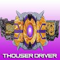 DX Henshin Belt Sim for Thousand Driver icon