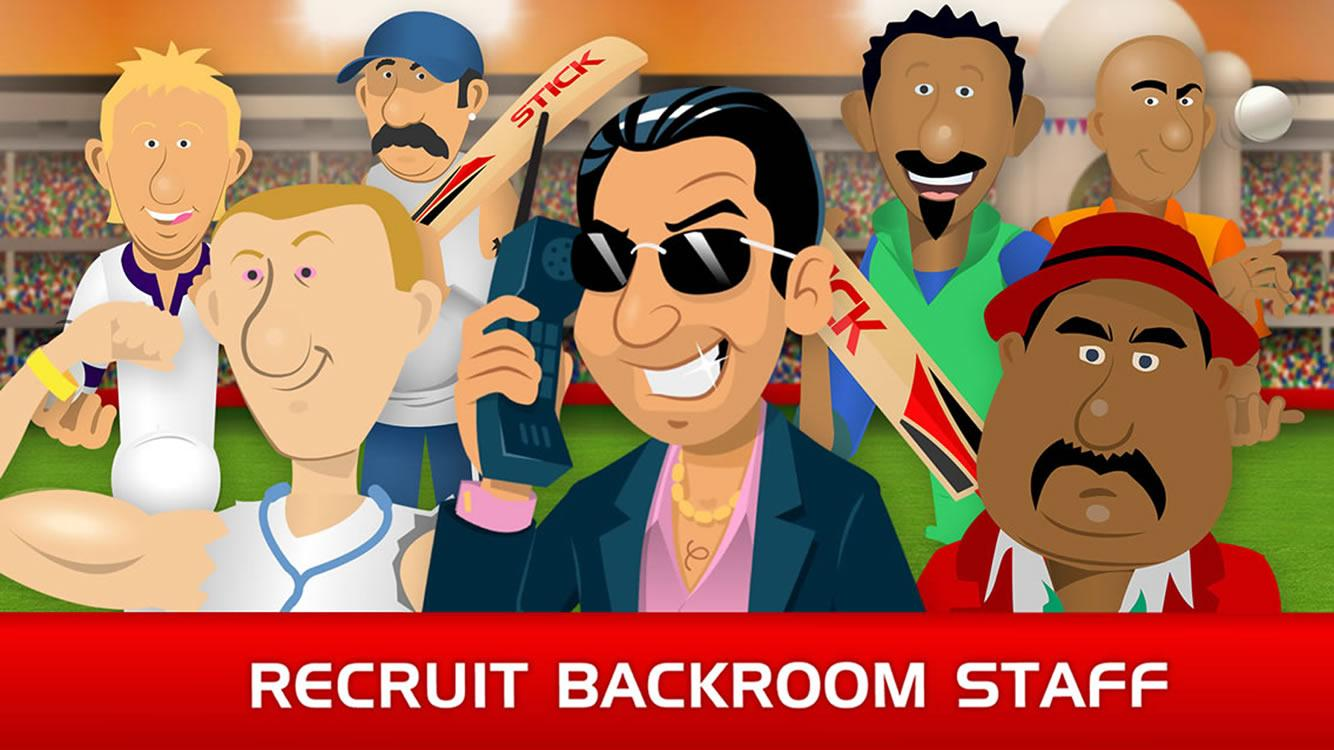 Stick Cricket Premier League screenshot #5