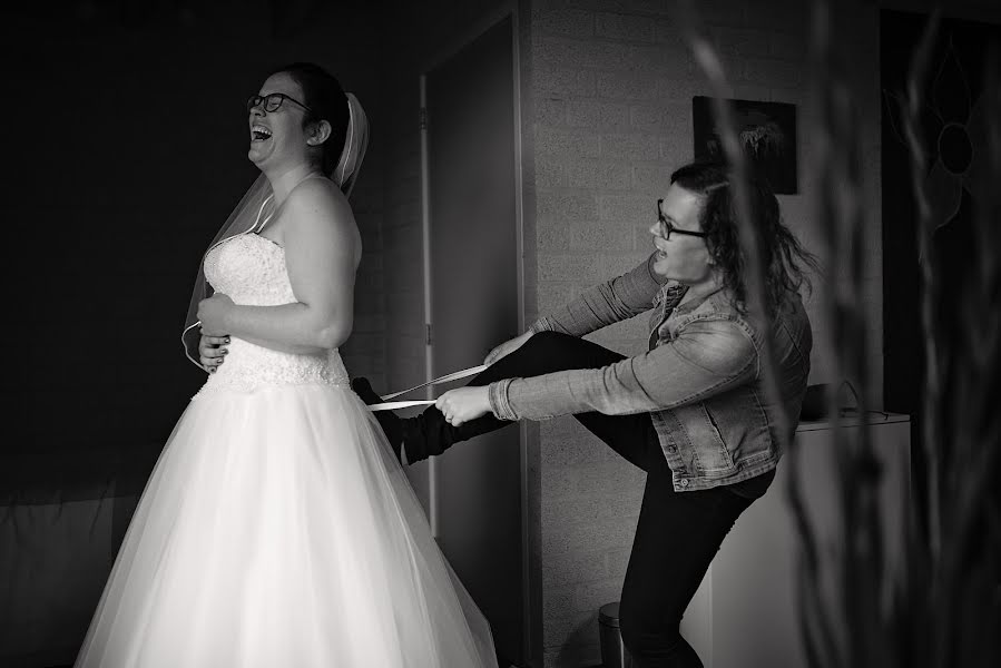 Wedding photographer Linda Ringelberg (LindaRingelberg). Photo of 12.09.2017