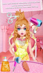 Princess Hairstyles 5