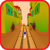 Game Subway King Run apk for kindle fire