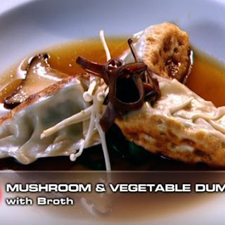 Mushroom Broth Chicken Recipes