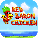 Red Flying Chicken