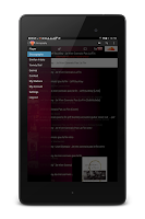 Screenshot of Radiodile- SoundCloud® Powered