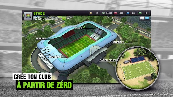 Top Eleven 2018 - Manager de Football Capture d'écran