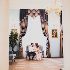 Wedding photographer Irina Oborina (Irga). Photo of 25.08.2015