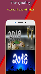Jokes New Year 2018 - náhled