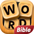 Bible Word Puzzle - Free Bible Games icon
