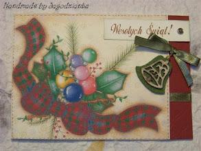 Photo: CHRISTMAS CARD 1
