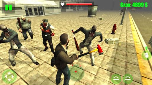 Zombie Street Fighter 1.1 screenshots 3