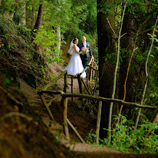 Wedding photographer Vojtěch Podstavek (VojtechPodstav). Photo of 11.10.2016