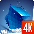 3D Wallpapers 4k icon