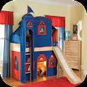quartos temáticos castelo icon