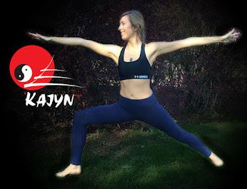 Emilie Guillaumin prof de Vinyasa Yoga