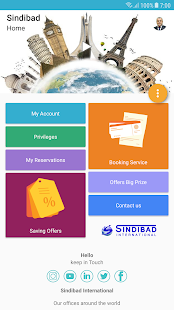 Sindibad International - náhled