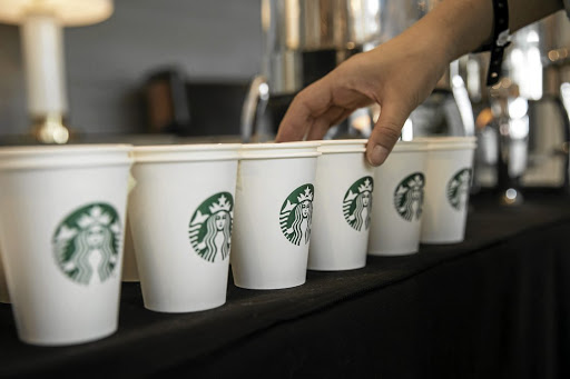 Trouble brewing: Taste has stopped rolling out its Starbucks stores for now. Picture: Bloomberg/Qilai Shen