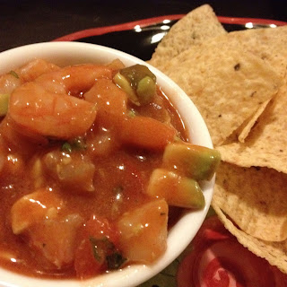 Katie's Shrimp Campechana