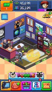 PewDiePie Tuber Simulator Mod Apk 1.62.0 (Unlimited Money + Free Shopping) 4