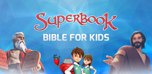 Superbook Kids Bible, Videos & Games (Free App) - Apps on Google Play