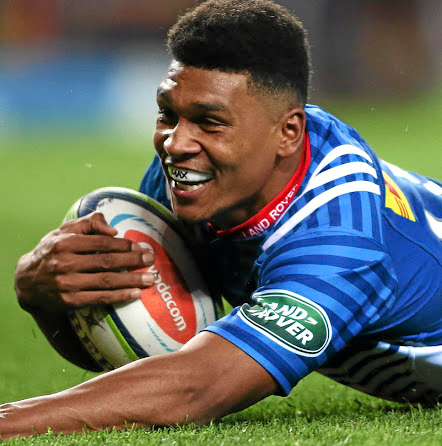 dc4a233b391 Currie Cup final: WP's Damian Willemse moves to outside centre