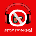 Stop Drinking Alkohol! Hypnose icon