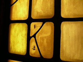 Photo: Window detail in the Treasure Room