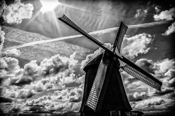 Mulino a vento di Riccardo Frullini