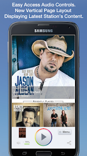 NashFM Wisconsin- screenshot thumbnail