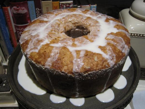 Peach Pound Cake By Rose Recipe