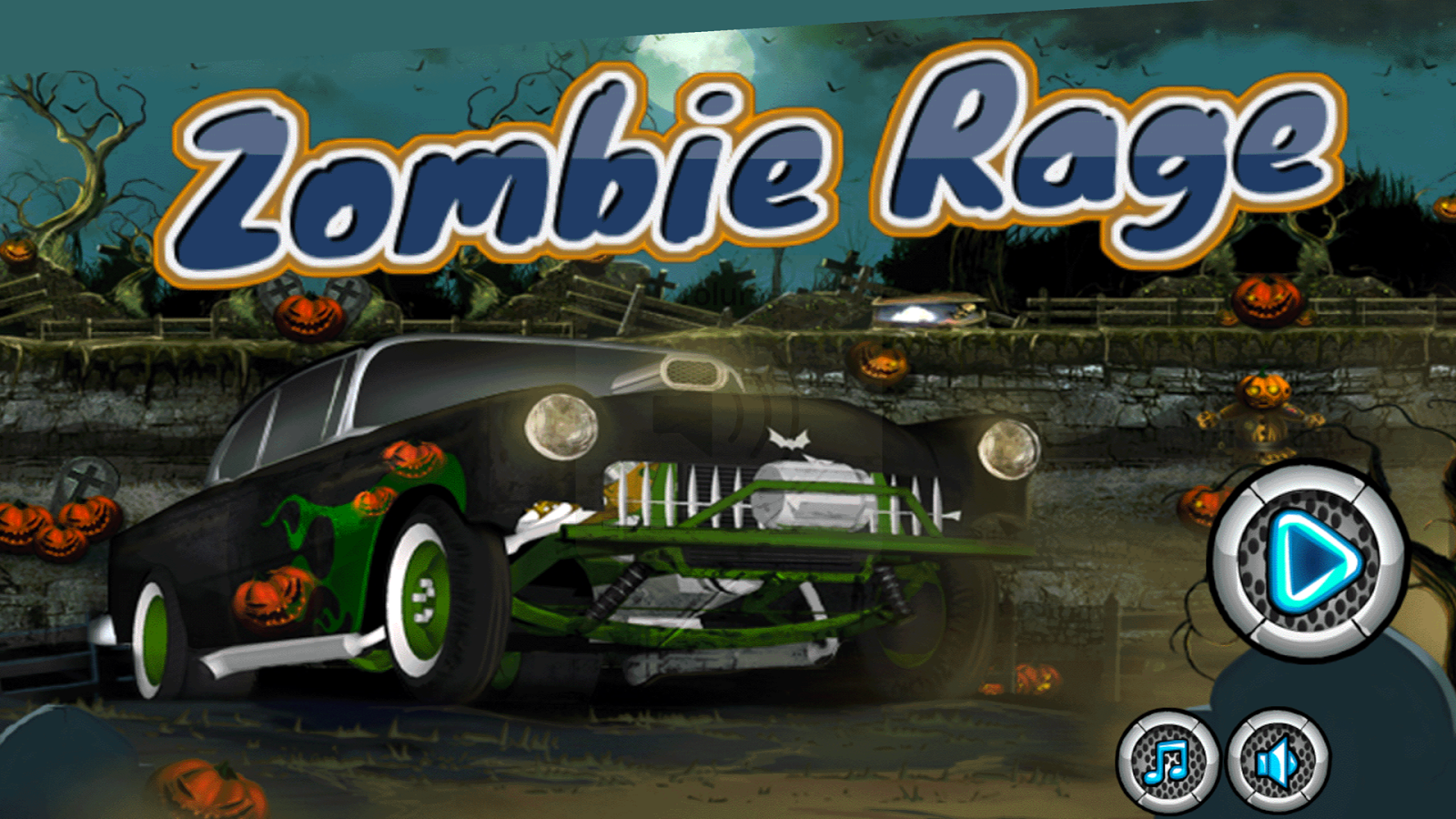 Zombie Rage- screenshot