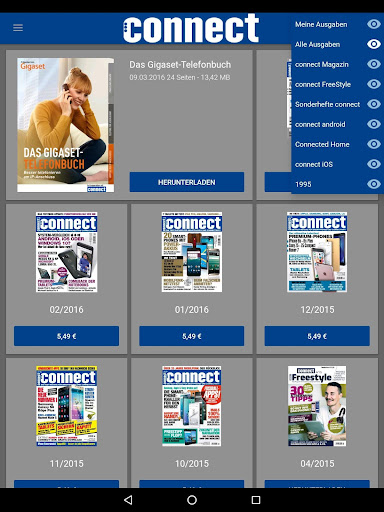 connect Magazin screenshot 8