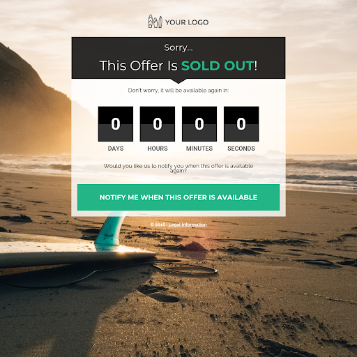 Sales Landing Page Templates From Leadpages - Sales landing page template