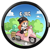 Carla & Schnuu Watch Face Lite