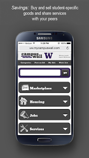 CampusWall- screenshot thumbnail