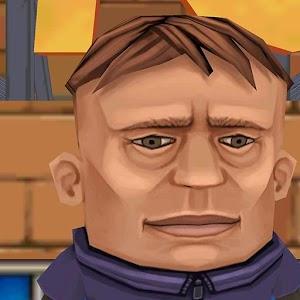 Mr Bully Run 3D